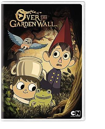 Amazon Com Cartoon Network Over The Garden Wall Dvd Elijah Wood