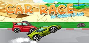 Car Race Game for Toddlers and Kids from Raz Mobi