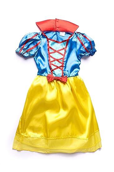 Folawear Traje de Disney Blancanieves, 3-5 años (98 - 116 cm)