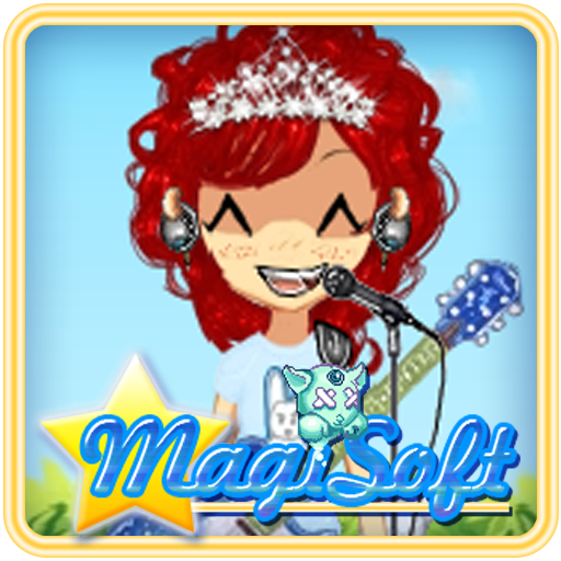 Maidens Avatar Creator Deluxe (Anime Girl Dress Up Games For Adults)