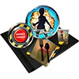 Secret Agent Spy Party Supplies - Party Pack for 16