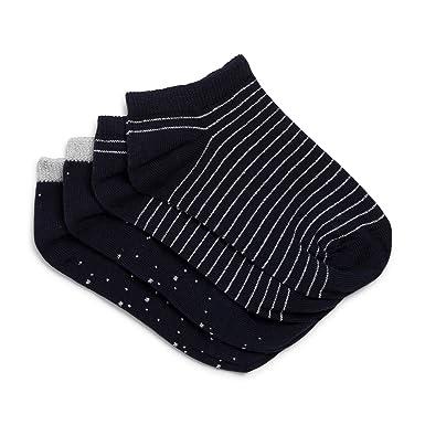 c16499840e5 MONOPRIX KIDS - Lot de 2 paires de chaussettes ultra courte - Fille -  Taille