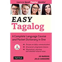 Easy Tagalog (with CD Rom): Learn to Speak Tagalog Quickly and Easily!