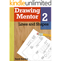 Drawing Mentor 2, Lines and Shapes (English Edition)
