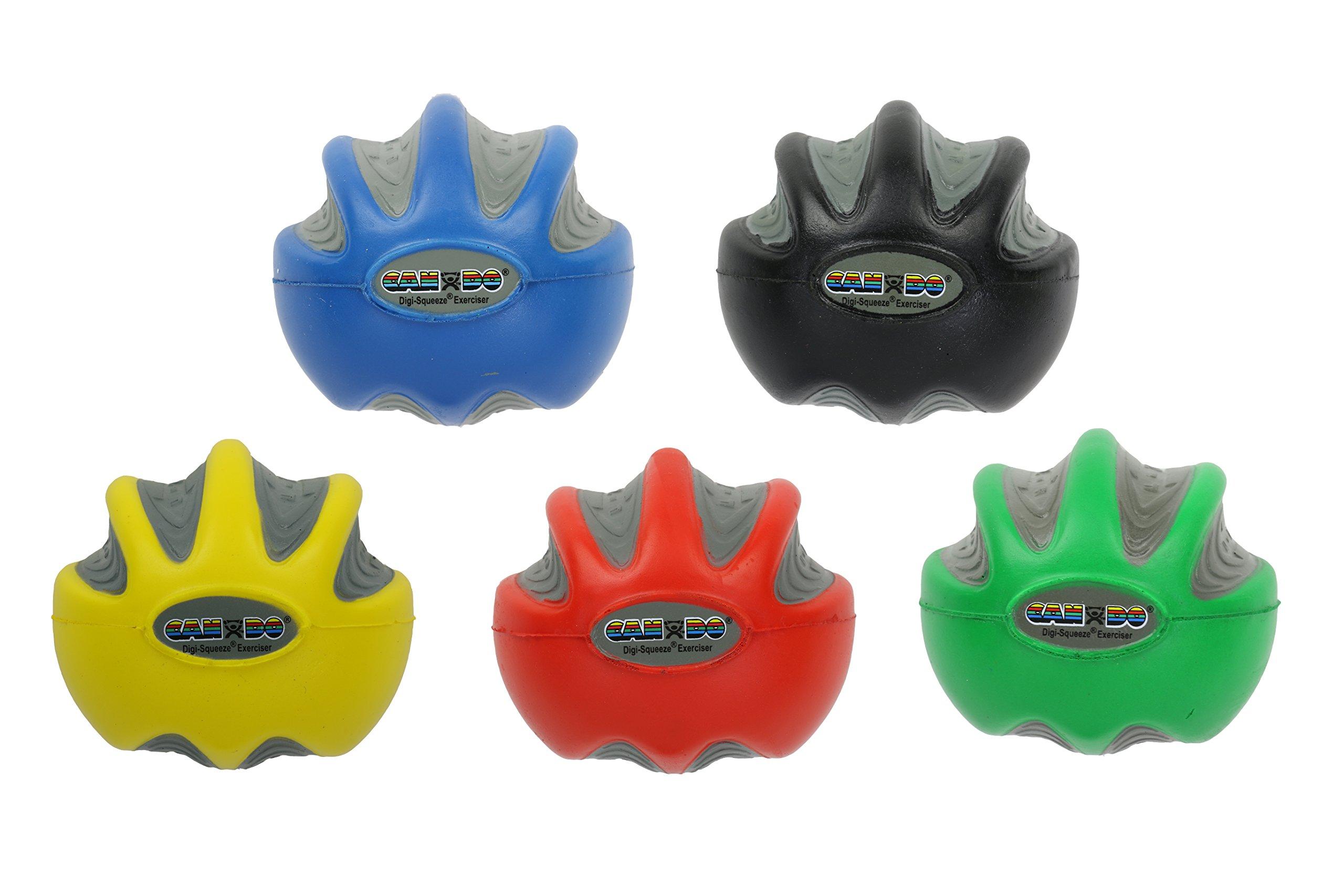 CanDo Digi-Squeeze Hand Exerciser