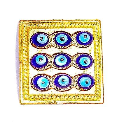 Buy RUDRADIVINE Bronze Nazar Suraksha Eye Box/Evil Eye