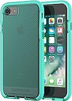 tech21 Evo Check Case for Apple iPhone 7/8 - Aqua, Blue