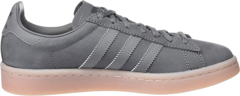 Adidas Damen Campus Sneaker Mehrfarbig Grey Three F17 Grey Three F17 Icey Pink F17