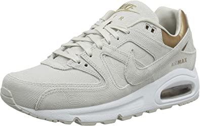 Nike WMNS Air Max Command PRM, Chaussures de Sport Femme ...