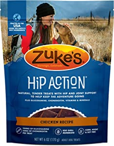 Zuke's Natural Hip & Joint Dog Treats