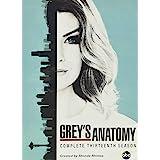 Grey's Anatomy: The Complete Thirteenth Season