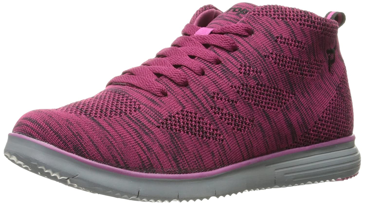 Propet Women's TravelFit Hi Walking Shoe B06XR8JDDY 11 4E US|Berry