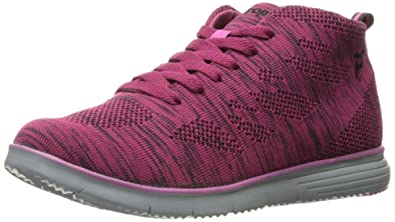 9d390c2fb0c35 Propet Women s TravelFit Hi Walking Shoe Berry 6 ...