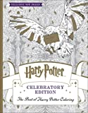 The Best of Harry Potter Coloring: Celebratory Edition (Harry Potter)