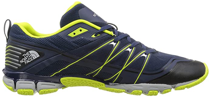 Amazon.com   The North Face Mens Litewave Ampere, Cosmic Blue/Latern Green 11.5 D - Medium   Shoes