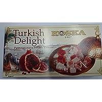 Delicias turcas con granada 500g Turkish delight with