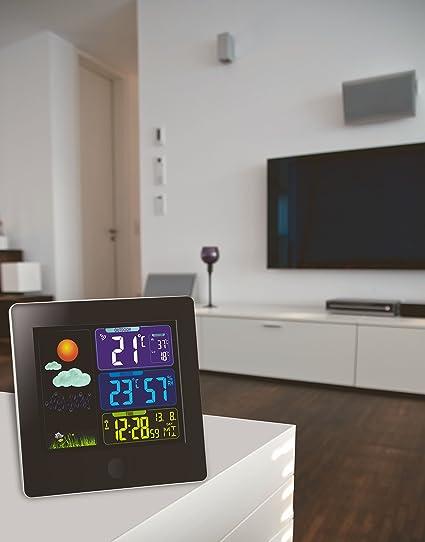 TFA 35.1133.02 - Estación meteorológica Digital con Sensor Remoto: Amazon.es: Jardín