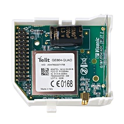 Módulo GSM GPRS Para Central de Alarma Inalámbrico Por Radio ...