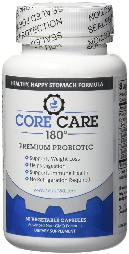 perdita di peso con probiotici