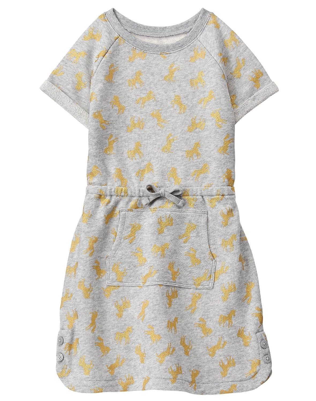 ea1418315893 Amazon.com: Gymboree Girls' Little Unicorn Print Kanga Dress: Clothing