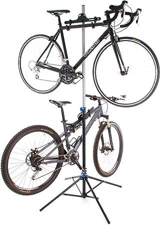 Conquer Bicicleta Dual portátil reparación / soporte de ...