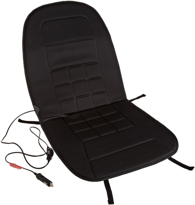 amazon com amazonbasics 12 volt heated seat cushion with 3 way