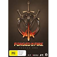 Forged In Fire Season 1 (DVD)