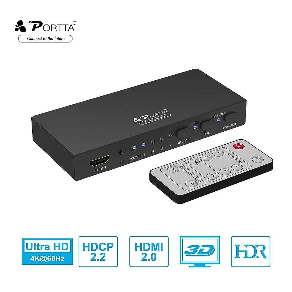 振る税金実験HDMI切替器 4入力1出力 hdmiセレクター PIP機能 IRリモコン付 4Kx2K/3D/1080p/HDCP1.4対応 自動/手動切替 電源アダプター付き
