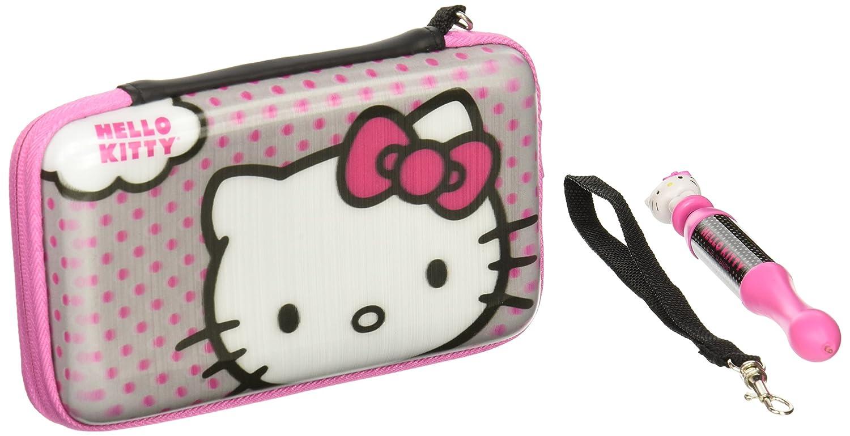 Hello Kitty Sakar Case with Stylus - DXL-42009 - Nintendo DS: Video Games