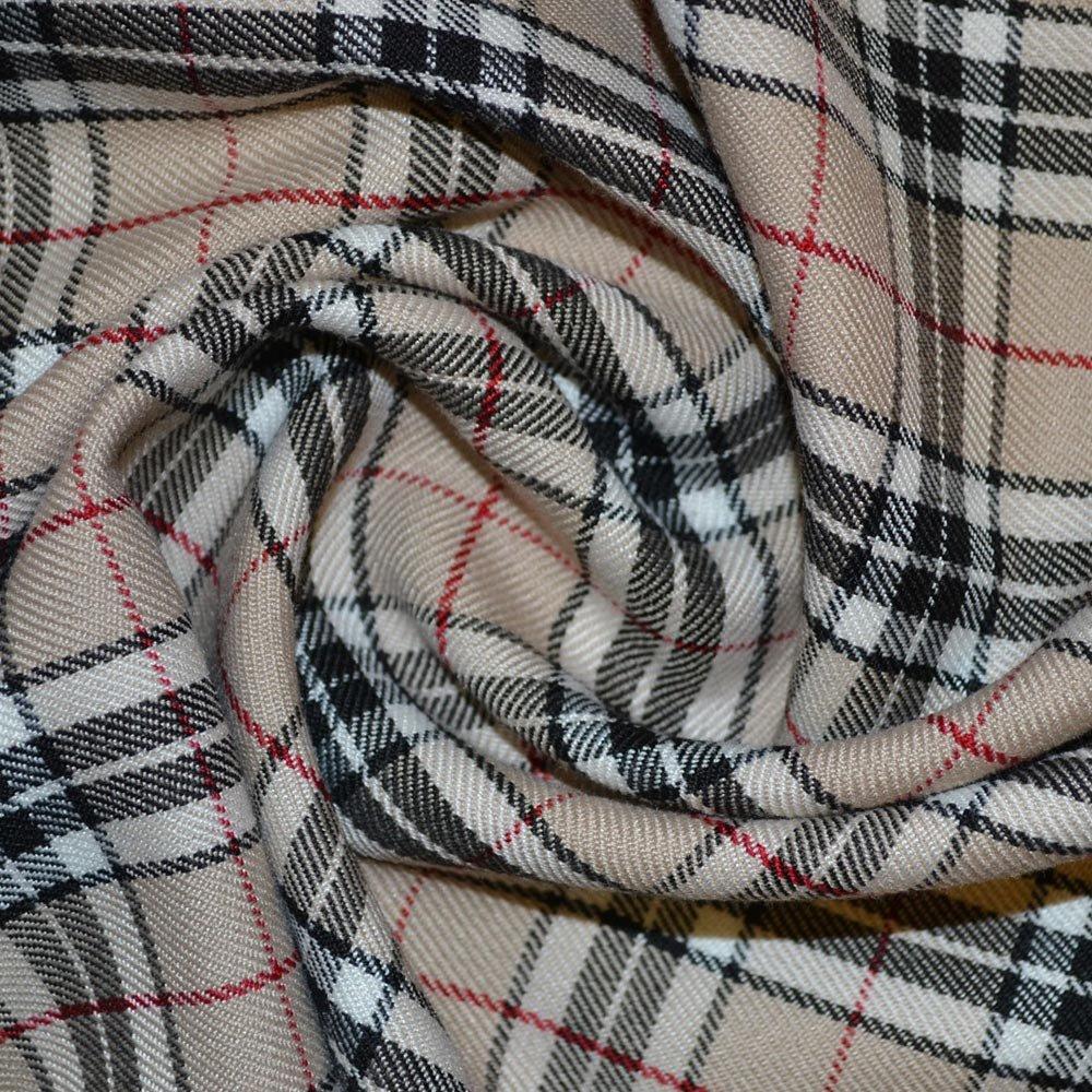 Tartan Fabric (C3610) SKU07286