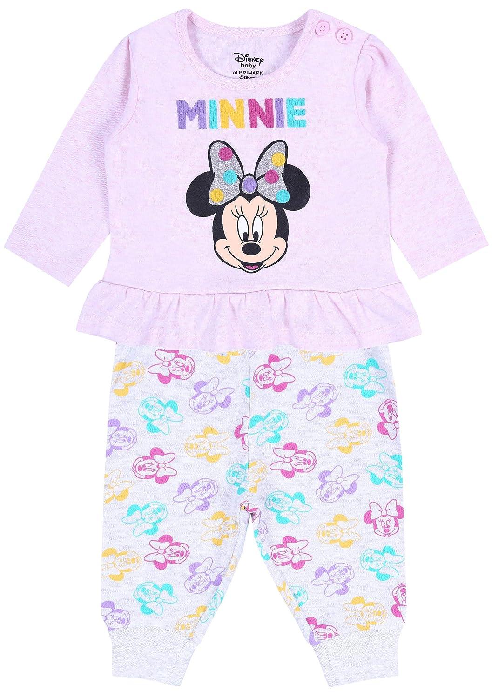 Minnie Disney Camiseta Rosa + calentadoes Gris: Amazon.es: Ropa y ...