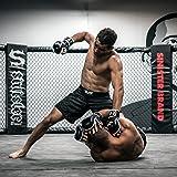 Elite Sports Black Jack Series Fight Shorts