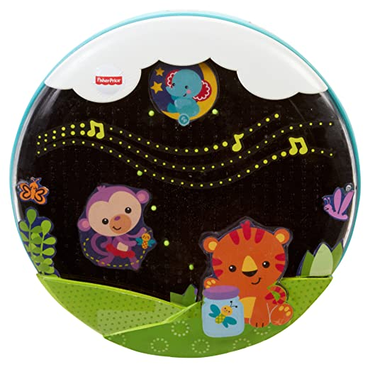Fisher-Price Shooting Stars Glow Soother Review
