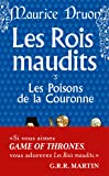 Les Rois maudits, tome 3 : Les Poisons de la couronne