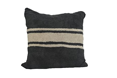 Amazon.com: Barefoot Dreams CozyChic Floor Pillow Cover With Insert ...