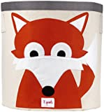 Amazon Price History for:3 Sprouts Storage Bin, Fox