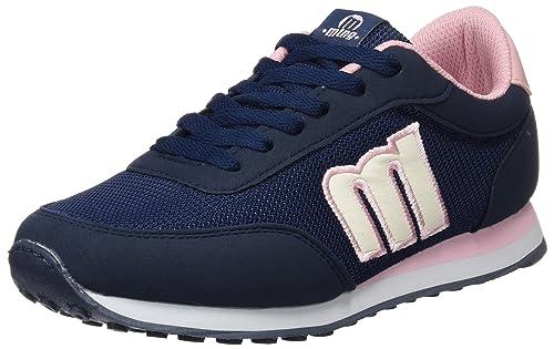 8363a08e MTNG Funner Chica, Zapatillas de Deporte para Mujer, Azul (Raspe Marino),  41 EU: Amazon.es: Zapatos y complementos