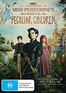 Miss Peregrines Home For Peculiar Children | Tim Burton's | NON-USA Format | PAL | Region 4 Import - Australia