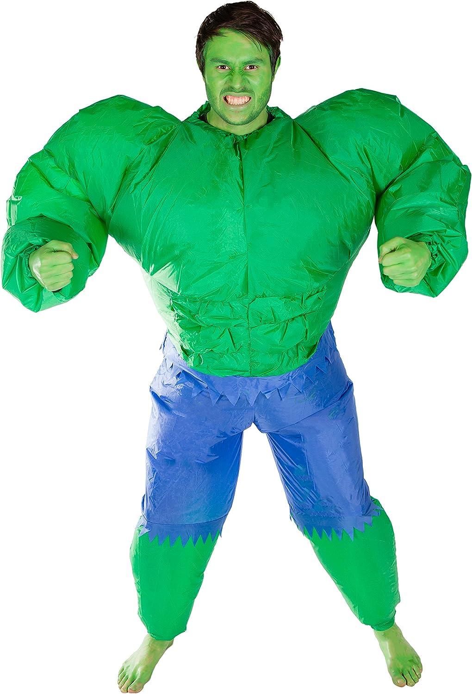 UK Kids Hulk Costume Halloween Costume Childrens Cosplay Party Costume 4-13Y