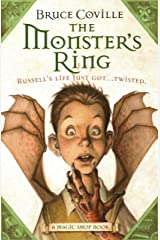 The Monster's Ring: A Magic Shop Book Kindle Edition