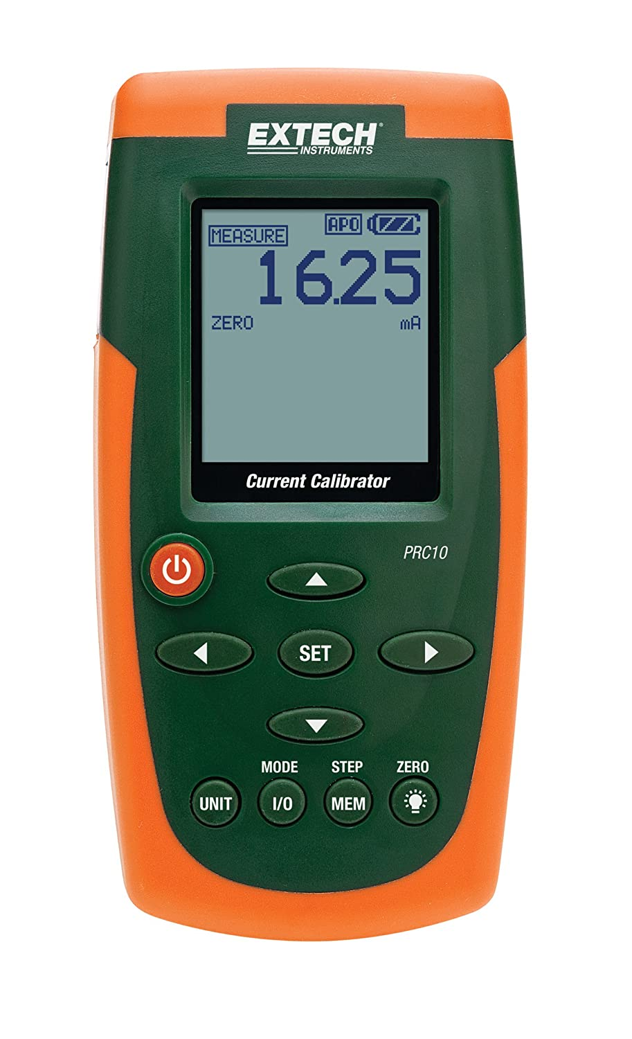 Extech PRC10 Current and Voltage Calibrator and Meter