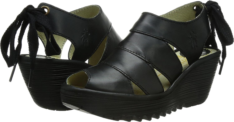 Fly London Womens Yown Heels Sandals