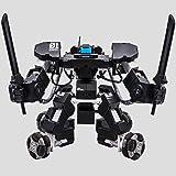 Ganker 戦闘ロボットの移動制御 (ブラック)