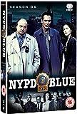 NYPD Blue Season 5 [DVD] [Import anglais]