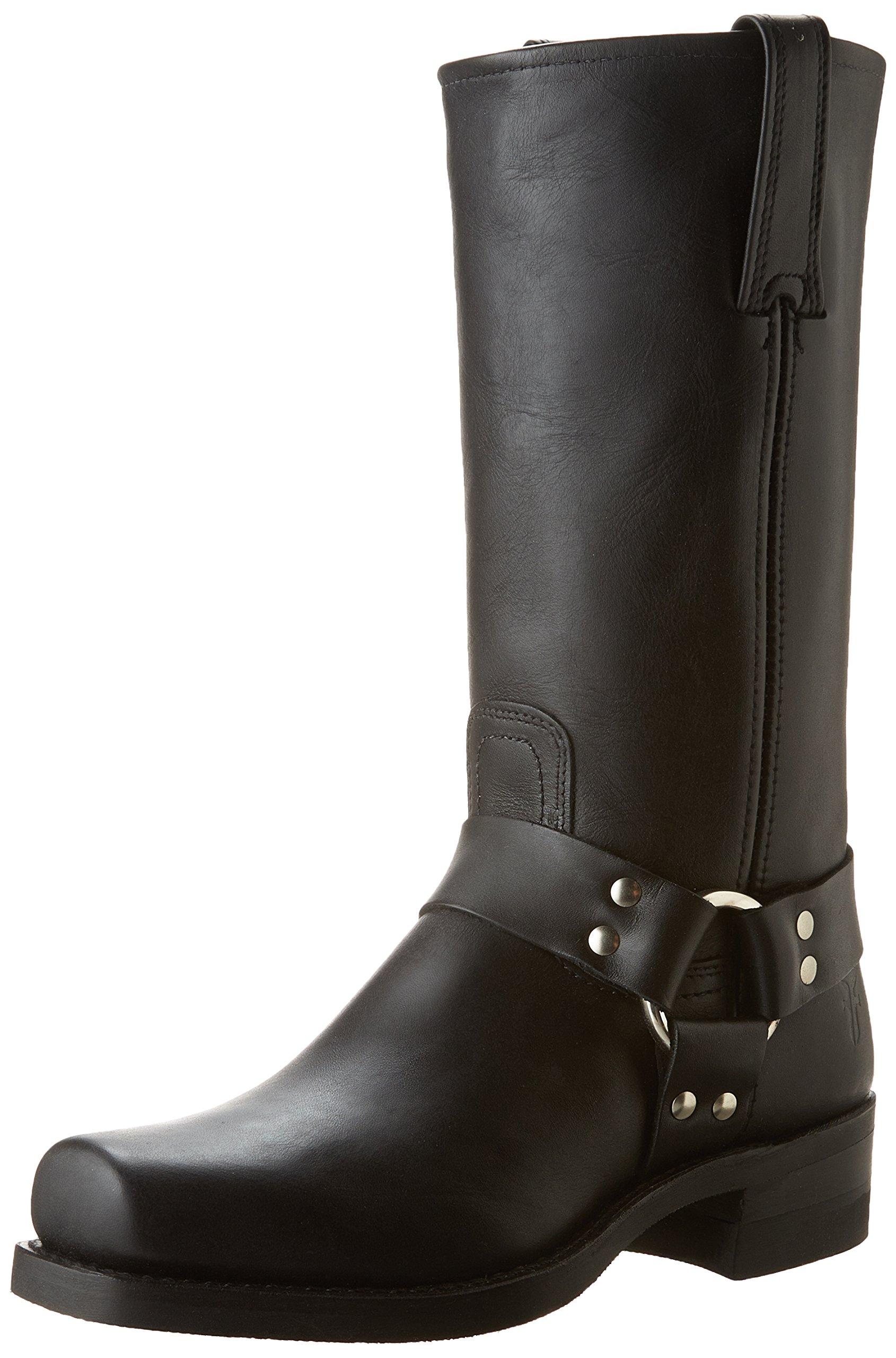 FRYE Men's Harness 12R Boot,Black,7 M US