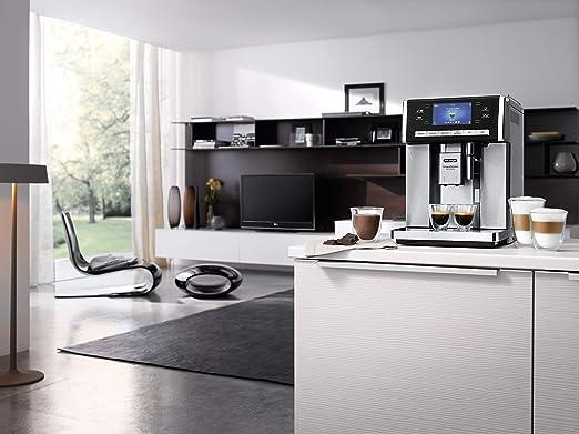 DeLonghi ESAM 6900.M - Máquina espresso, 1350 W, 1.4 L, 80 dB ...