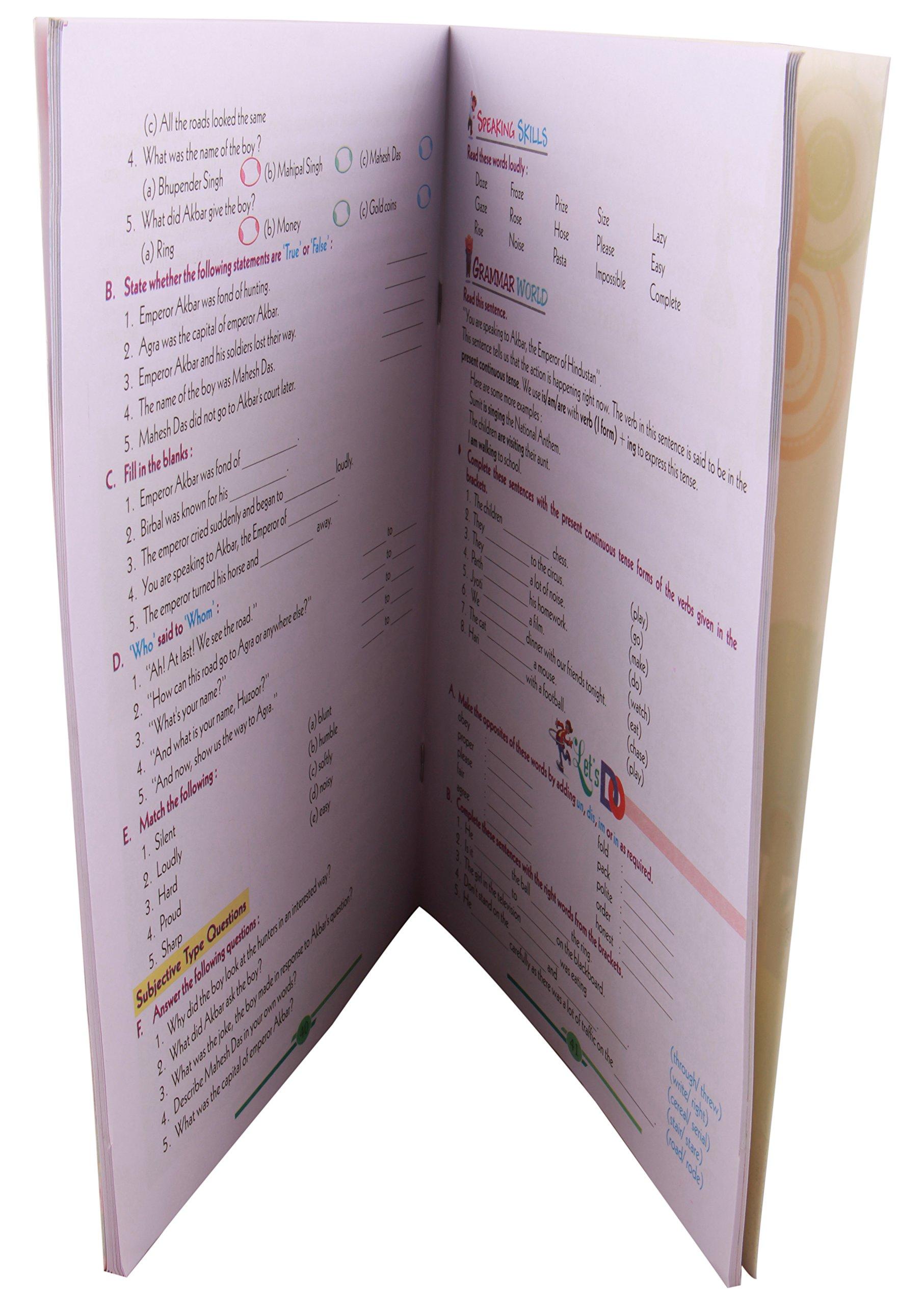 English Part 3 Amazon In Mayur Books