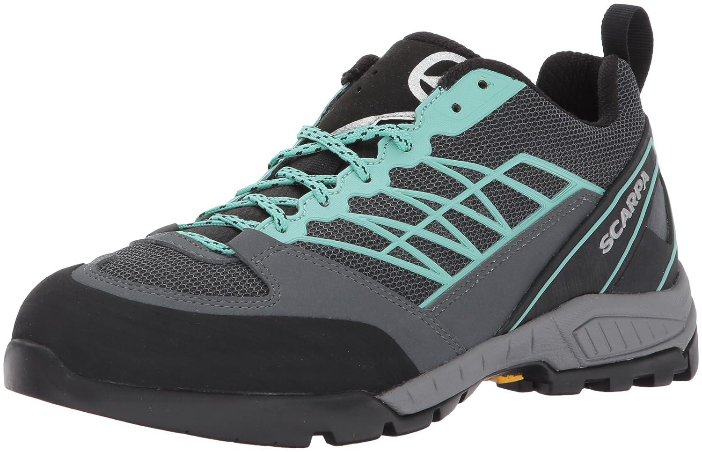 SCARPA Women's Epic Lite Wmn Hiking Shoe B01HTPMOMA 38 M EU / 7 B(M) US|Dark Grey/Jade
