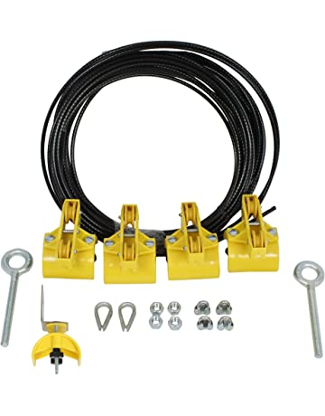 5242-1 Aero-Motive Festoon 5200 Series Carrier Intermediate Box Track Festoon Carrier//Trolley For Flat Electric Cable