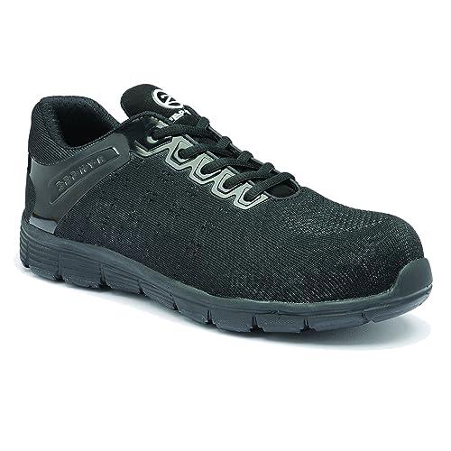 Zephyr ZX21 S1P Zapatos de Seguridad Ligeros de Aluminio